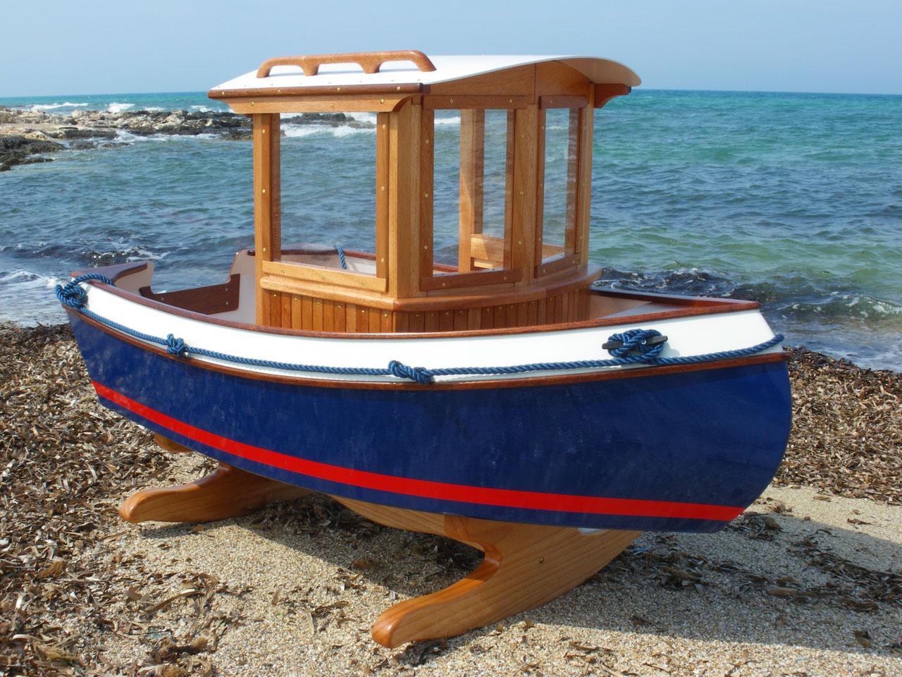 Culle for Barca a vapore per barche da pesca